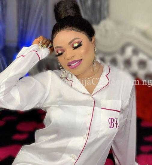 Bobrisky Prays For Naira Marley