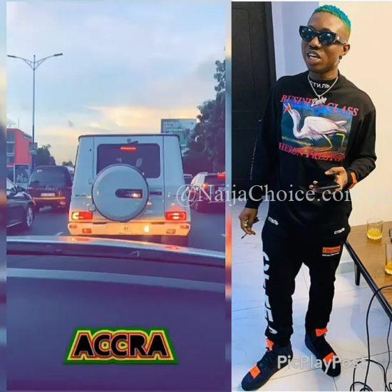 Just In! Zlatan Ibile Run Away To Ghana