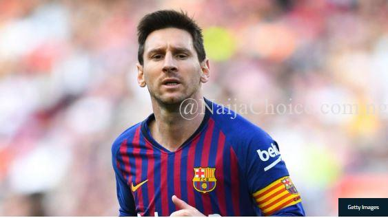 Messi Speaks On Leaving Barcelona After Champions League Disappointment