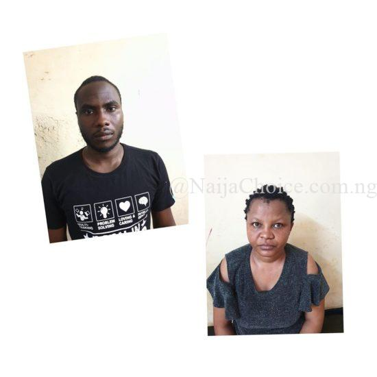 Nigerian Couple Arrested For Planting Skimming Devices On ATM In India
