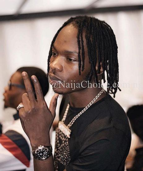 Nigerians storm EFCC office in Lagos to demand release of Naira Marley | Watch