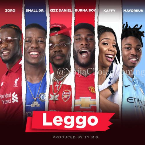 The Coca Cola Leggo Song Challenge
