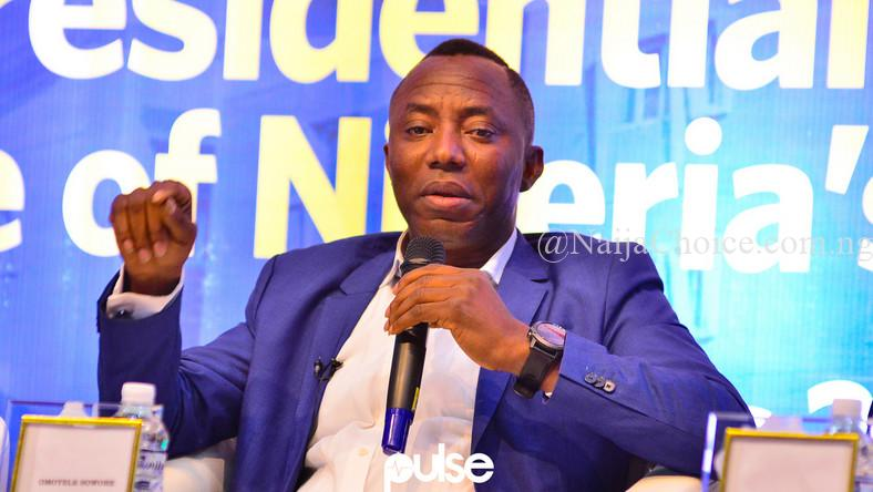We Will Continue To Recognize Sowore As AAC Chairman – INEC Declares