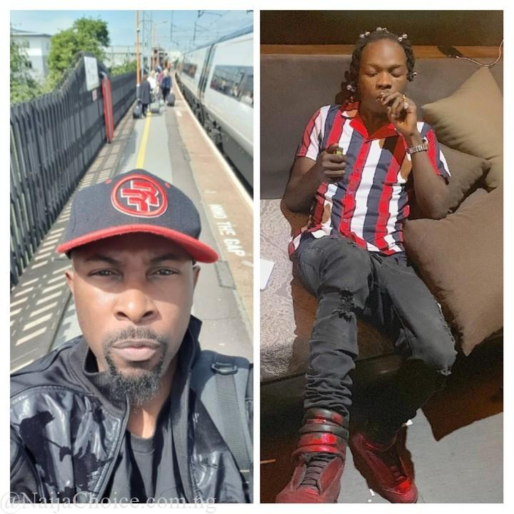 » Rugged Man Attacked In London Shortly After Naira Marley Was Released From Prison