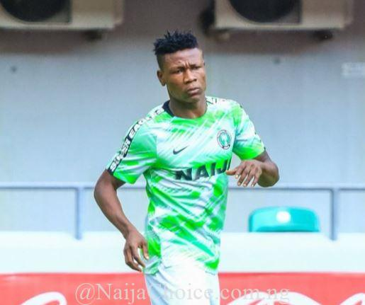 AFCON 19: Super Eagles Forward, Samuel Kalu Collapses During Training, Rushed To Hospital