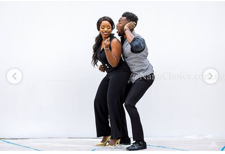 Man Rocks His Fiancee In Romantic Pre-wedding Pictures