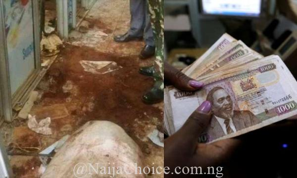 Shock As Robbers Dig Tunnel Into Bank, Steal N5.1million