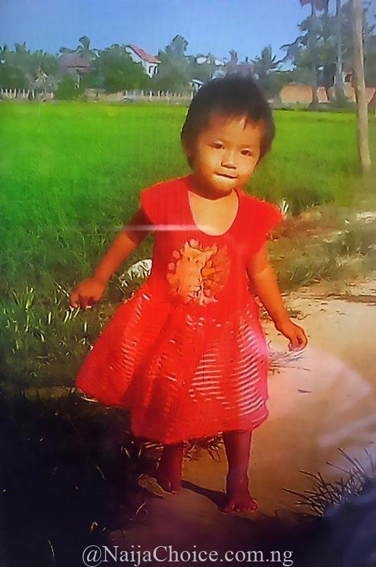 Horror! Crocodile Eats 2-Year-Old Girl Alive Before Her Helpless Mother (Photos)