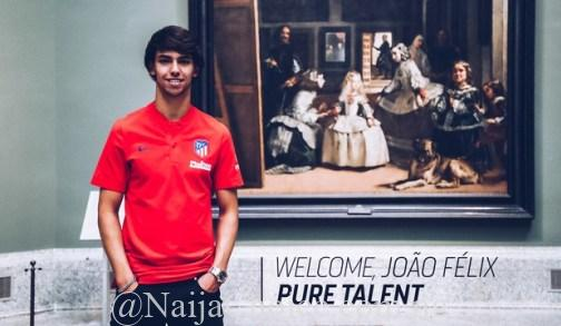 See The 19-year-old Striker Who Has Overtaken Ronaldo As the Most Expensive Portuguese Player