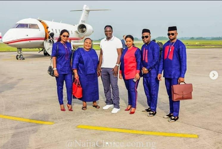 Female Pastor Buys Private Jet, Reveals Why She Bought The Expensive 'Machine' (Photos)