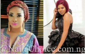 Toyin Abraham Is A Bastard, Broke And A Liar - Lizzy Anjorin Fires Back (Video)