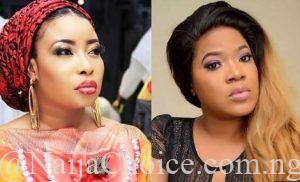Toyin Abraham Vs Liz Anjorin: Antar Laniyan, Iya Rainbow, Mr Latin, Others Intervene