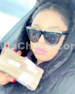 Bobrisky Has Given N500k To Tacha Out Of The N1million He Promised