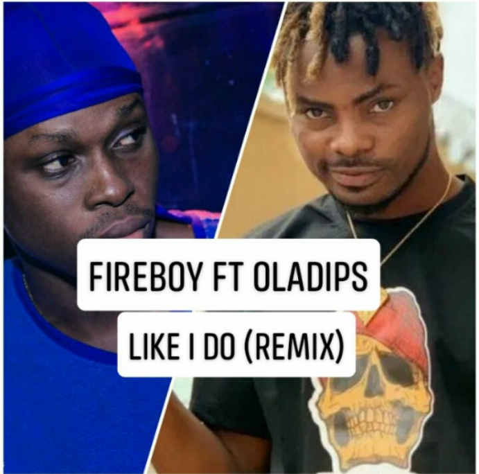 Fireboy DML – Like I Do (Mp3 Download)