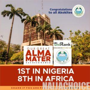 Wow! UNILAG Ranks Best In Nigeria And 8th In Africa